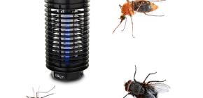 Lampes pour la destruction des insectes volants