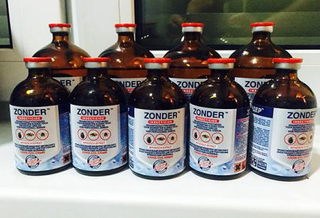 Remède pour les punaises de lit Zonder et des critiques sur l'utilisation de ce médicament