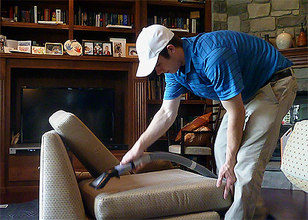 Les méthodes mécaniques de lutte contre les punaises de lit sont généralement inefficaces.