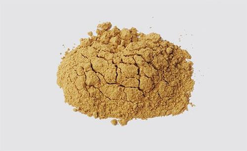 La poudre de pyrèthre est un remède naturel pour les fourmis et autres insectes dans l'appartement