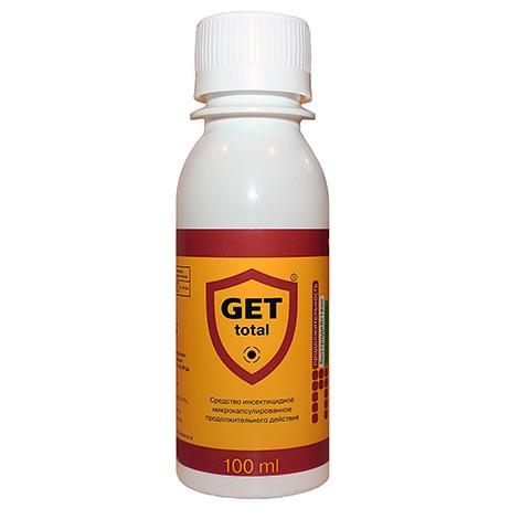 Get Concentrate - un moyen micro-encapsulé pour la destruction des fourmis domestiques