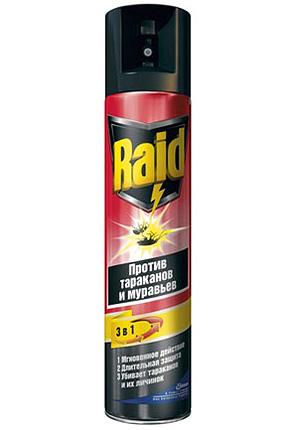 Raid insectifuge