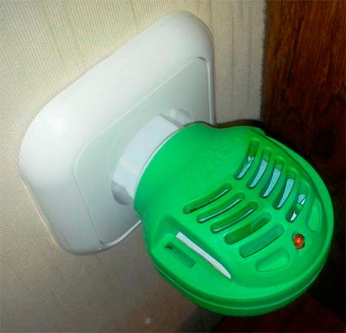 Fumigator à plaques insecticide