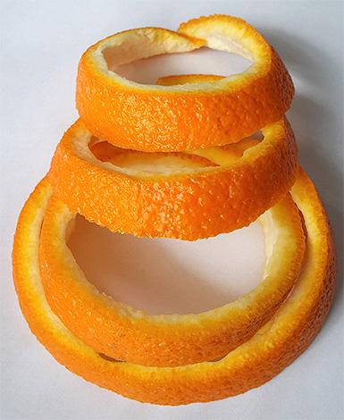 La peau d'orange doit être fraîche