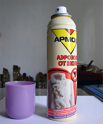 Armol - spray antimites