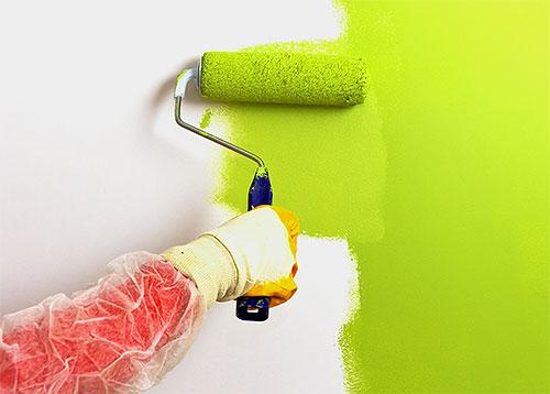 Les puces ont également peur des odeurs nettes, notamment de la peinture fraîche.
