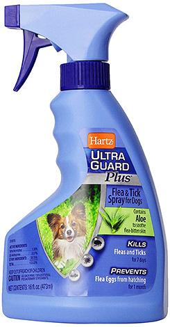 Hartz spray aux puces