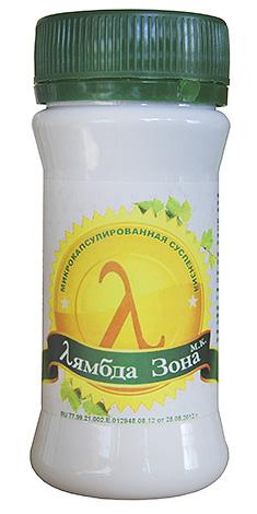 Un exemple de concentré insecticide insecticide est la zone Lambda.