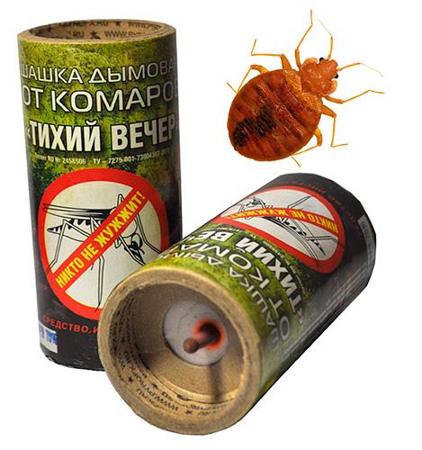 Savoir si les bombes fumigènes aident à se débarrasser des punaises de lit ...