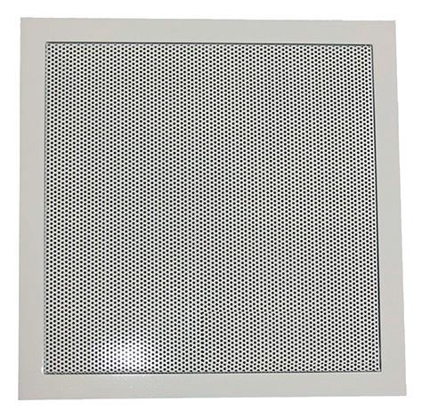 Pour empêcher les insectes de pénétrer des voisins, il est utile de fermer les passages de ventilation avec une grille à mailles fines.