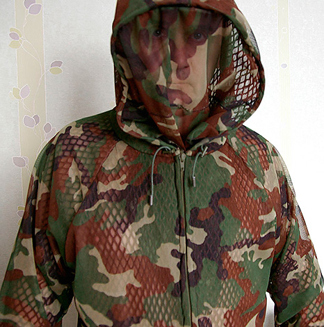 Les vêtements de protection spéciaux créent une barrière fiable entre les sangsues et le corps humain.