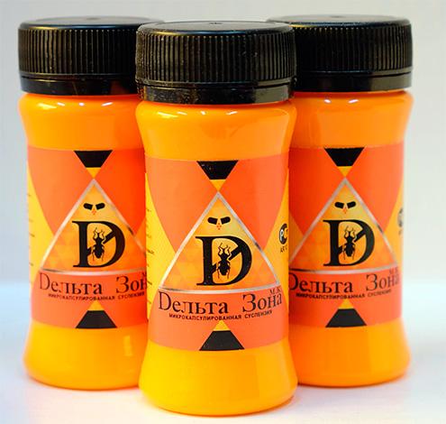 Un autre médicament micro-encapsulé qui empoisonne de manière fiable les cafards dans un appartement sans créer d'odeur désagréable - Delta Zone