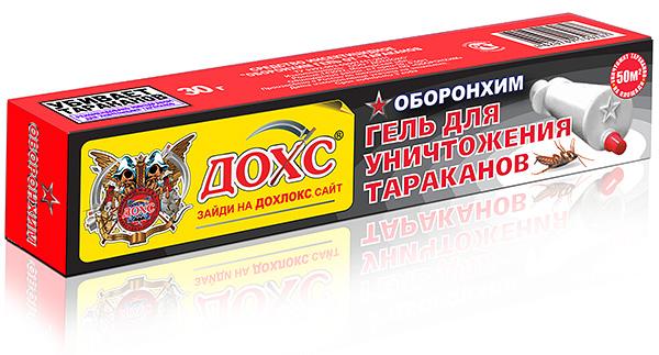 Gel de blattes Dohlox