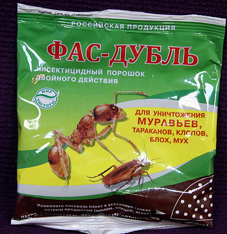 Insectifuge Fas-Double