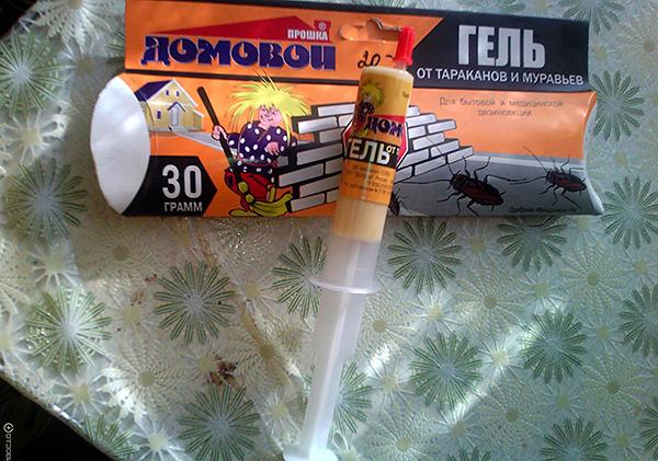 Gel Brownie Proshka
